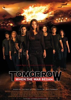 Tomorrow When the War Began poster