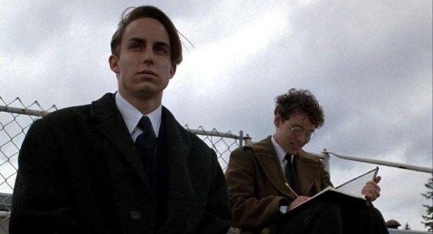 Archie (Wallace Langham) and Obie (Doug Hutchison)