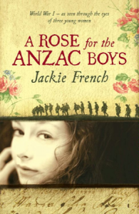 ARoseForTheAnzacBoys
