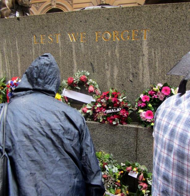 Sydney Cenotaph, Martin Place