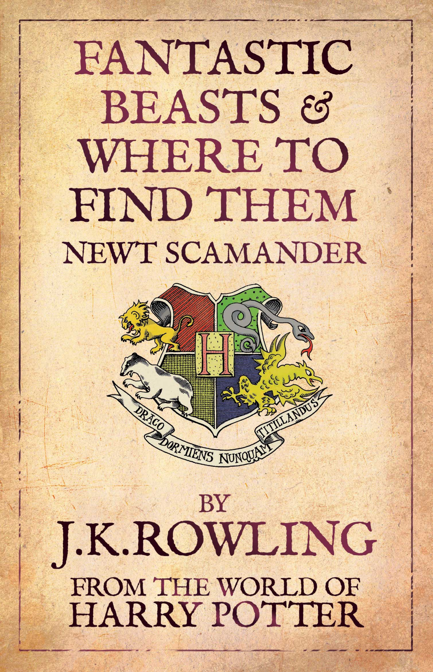 Harry Potter Book Kickass : Fantastic beasts where to find them the teen book club