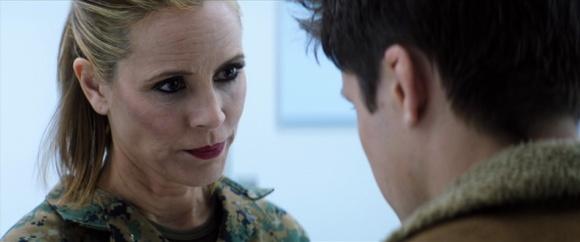 Maria Bello as Sergeant Reznik