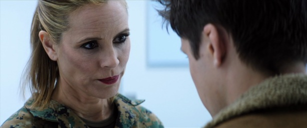 Maria Bello as Sergeant Reznik