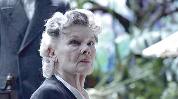 Miss Avocat (Judi Dench)