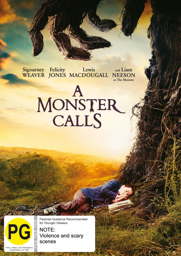 A-Moster-Calls-DVD-Cover